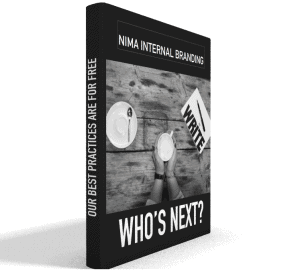 E-book Cover Internal Branding. Who's Next?