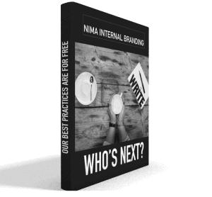 E-book Cover Internal Branding. Who's Next?