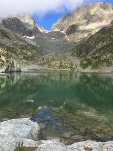 Bergtocht Chamonix Mont Blanc, Lac Blanc